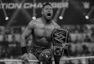 The Miz Wins WWE Championship At WWE Elimination Chamber 2021