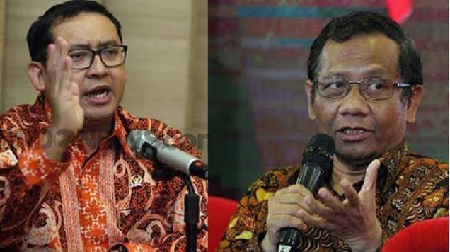 Fadli Zon: Pak Mahfud, Benny Wenda Menantang RI, Kok Masih Urus Habib Rizieq?