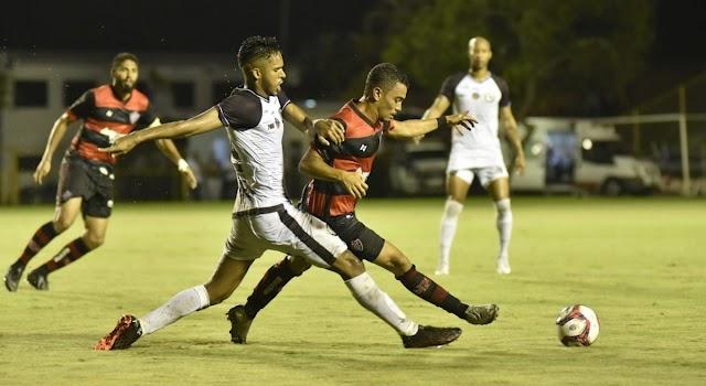 Vitória perde de virada para o Jacuipense e se complica no Campeonato Baiano