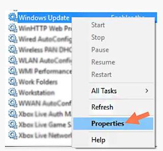 Nonaktifkan Update Otomatis di Windows 10 secara permanen