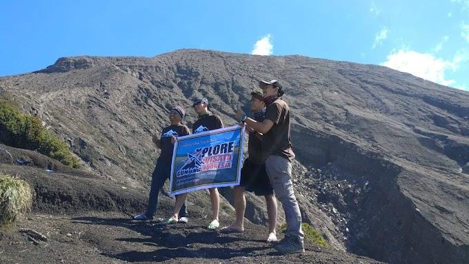 Paket Pendakian Gunung Kerinci 5H4M