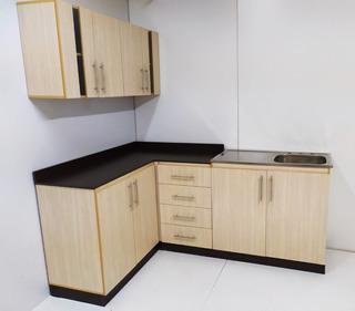 Gabinetes de Madera para Cocinas