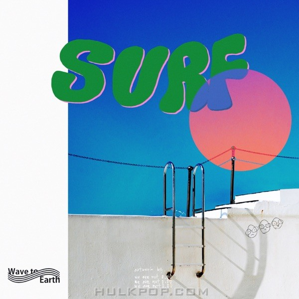 wave to earth – Surf. – Single