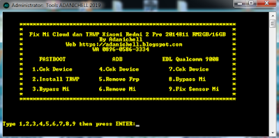 Fix Micloud Redmi 2 Prime RM216GB Gratis