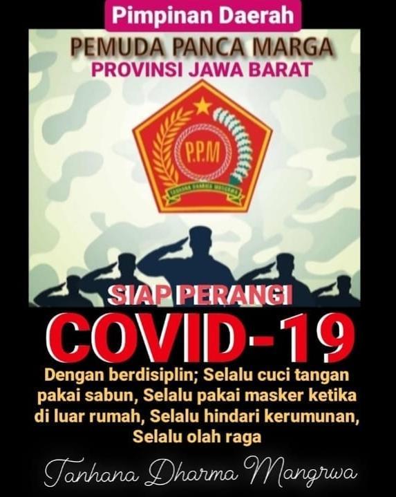 Silaturahmi Halal Bihalal Melalui Zoom, PD PPM Jabar Apresiasi Gubernur Terkait Penanganan Covid-19