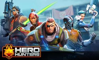 تحميل لعبة القنص Hero Hunters للأندرويد والأيفون برابط مباشر