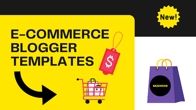 12 Best Free  eCommerce Blogger Templates 2020