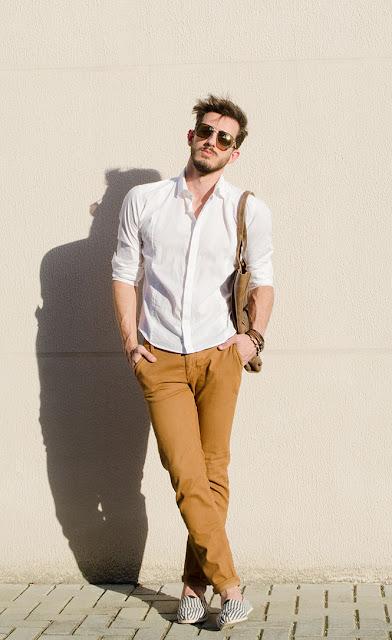 Look Masculino com Alpargata - como usar alpargatas masculinas