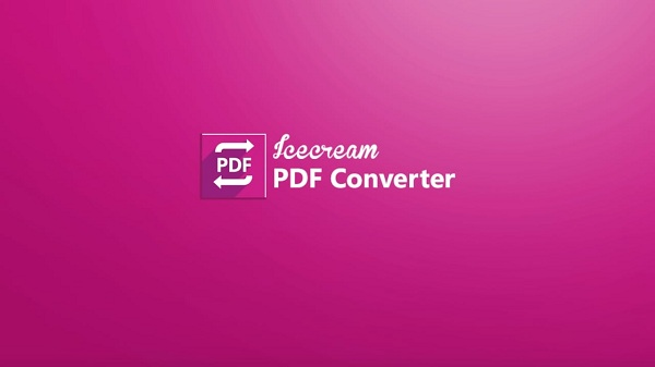 تحميل برنامج Download IceCream PDF Converter
