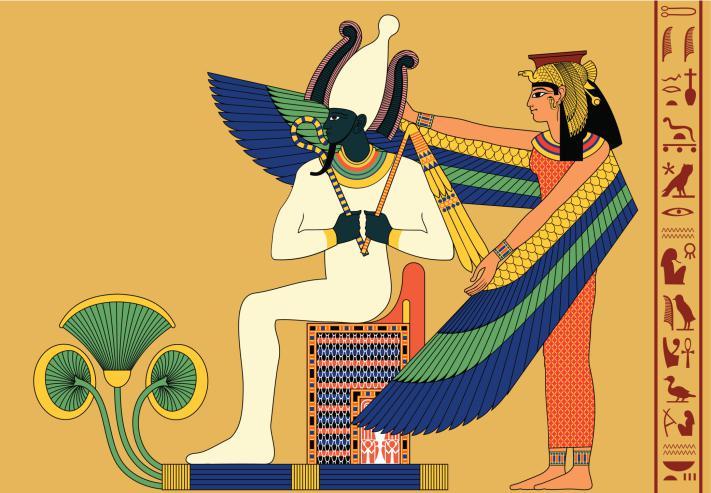 A História de Osíris: Como o Primeiro Governante do Egito se Tornou Deus do Submundo?