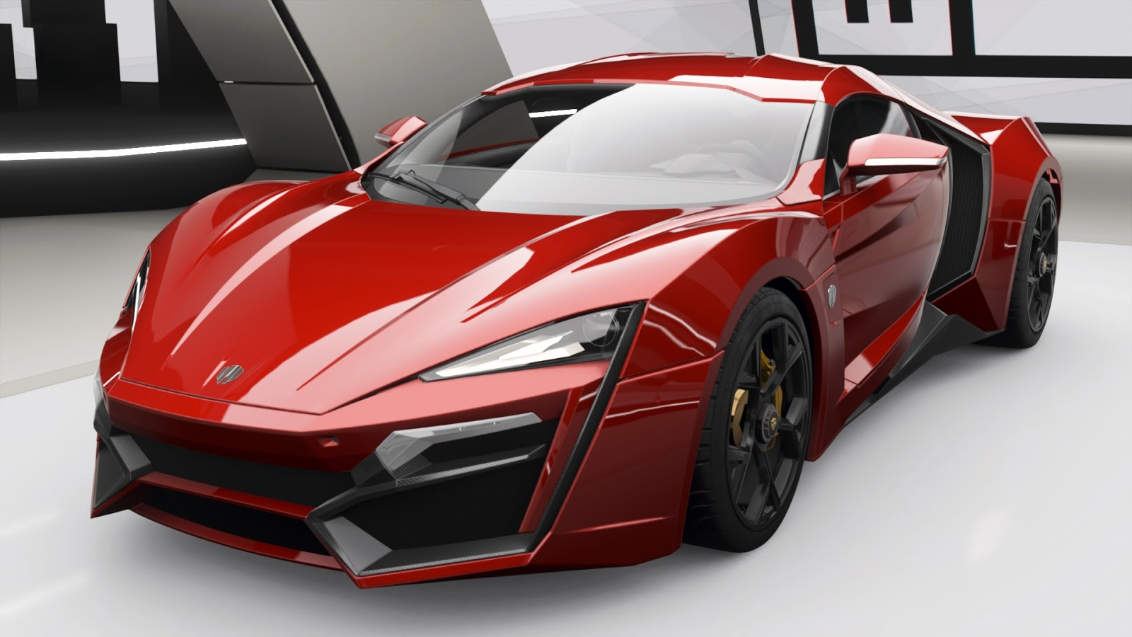 W Motors Lykan Hypersport: $3.4 Million