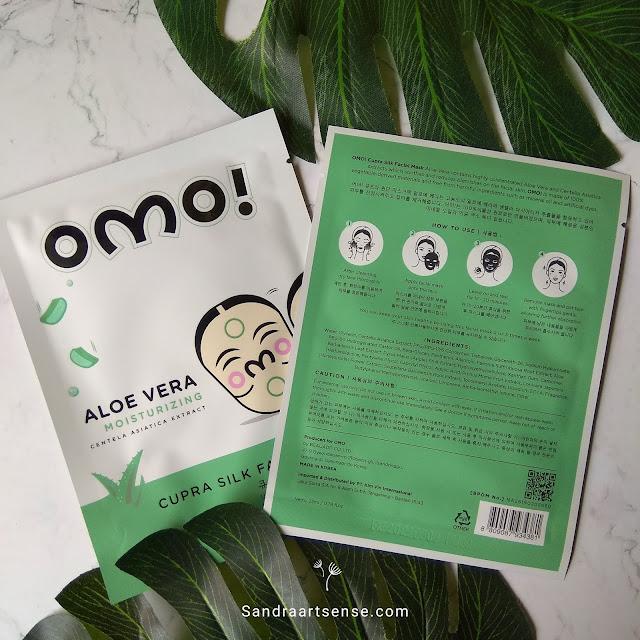 Omo masker korea