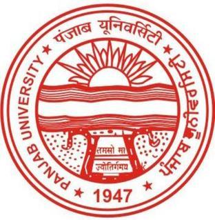 Panjab University Recruitment 2016