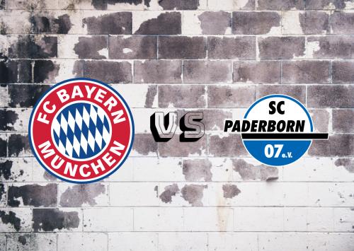 Bayern München vs Paderborn  Resumen y Partido Completo