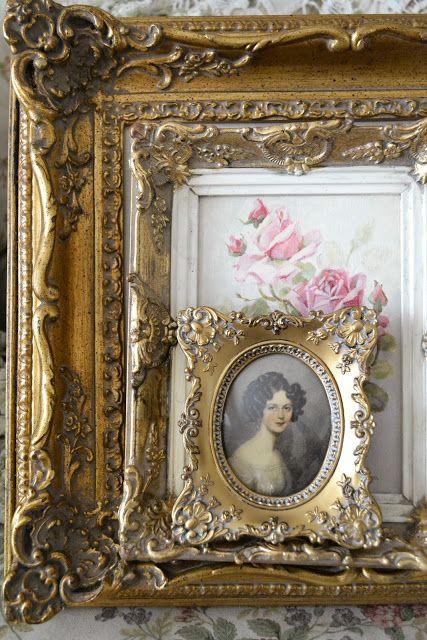 Take Five Vintage Vignettes The Cottage Market