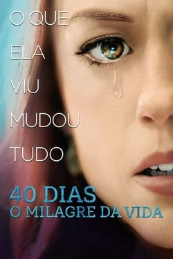 40 Dias: O Milagre da Vida Torrent Thumb