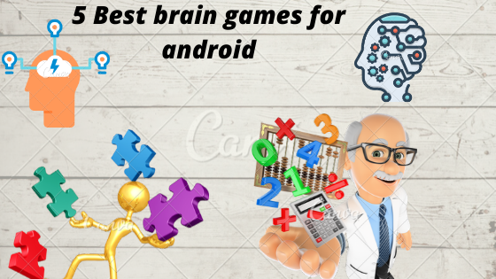 5 best brain games for android phone