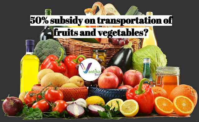 Fruit and vegetable subsidy