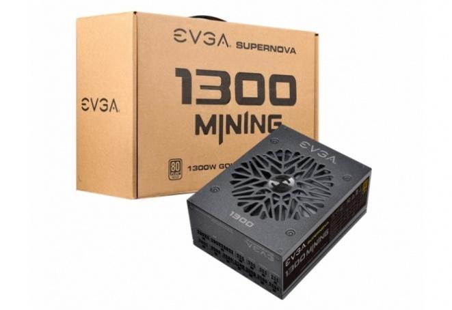 EVGA SuperNova 1300 M1 Mining power supply