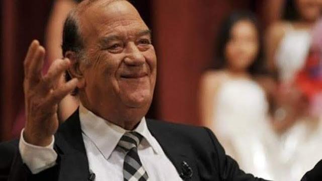 وفاة الفنان الكبير حسن حسنى عن عمر 89 سنة أثر أزمة قلبية مفاجئة