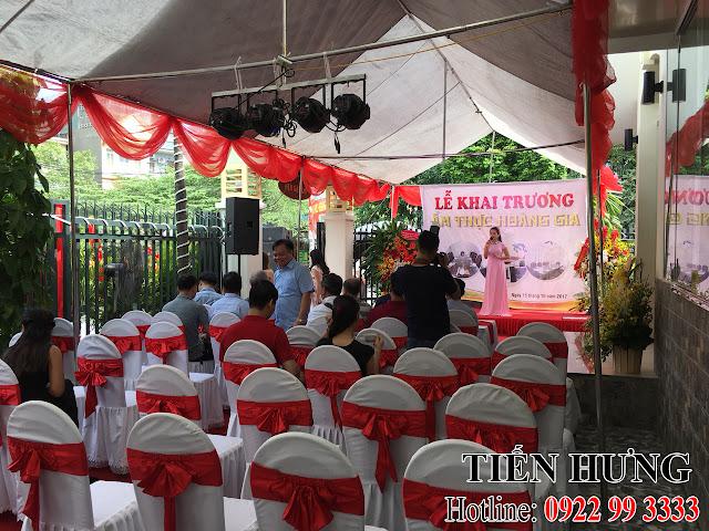 Tổ chức sự kiện chuyên nghiệp tại Hà Nội