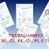 ATIVIDADES DE ALFABETIZAÇÃO - TREINO ORTOGRÁFICO COM: BL, CL, FL, GL, PL E TL - 1º ANO/ 2º ANO