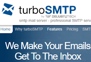 TurboSMTP Discount Coupon