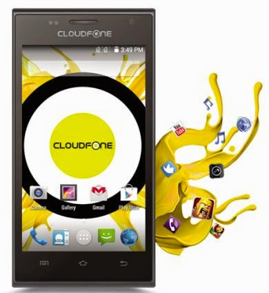 CloudFone GEO 400 LTE Now Available On Globe Postpaid Plan 349