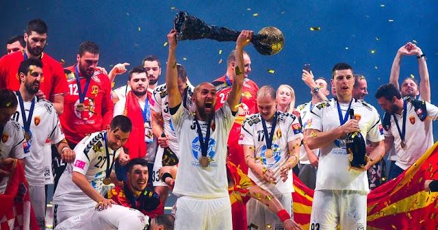 Deutsche Zuschauer wollen Vardar Skopjes Champions League Triumph nochmal sehen