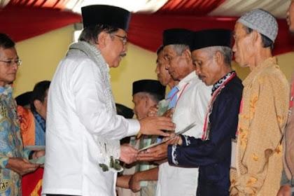 Nasib! Setelah Pak Menteri Tinggalkan Acara Penyerahan, Sertifikat Tanah dari Jokowi Ditarik Lagi oleh BPN