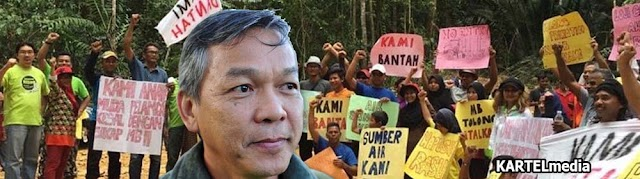 K'jaan perlu tangani isu balak di Pahang - Wong Tack