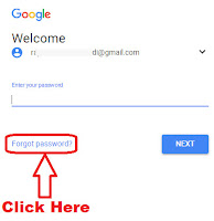 how to recover gmail password without alternate email