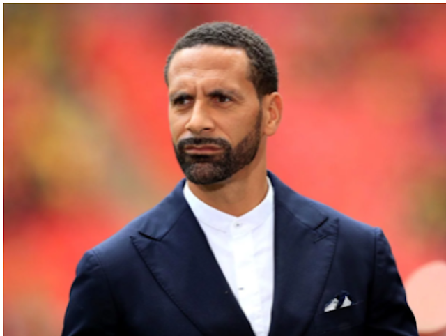 EPL: I played against Arsenal while drunk – Rio Ferdinand