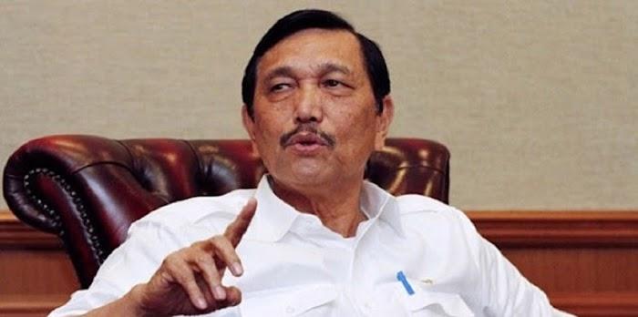 Terlalu Andalkan LBP, Hambat Jokowi Jadi King Maker Pada 2024