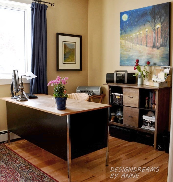 Cozy Study Room Ideas: A Joyful Cottage: Every Room In The House Party