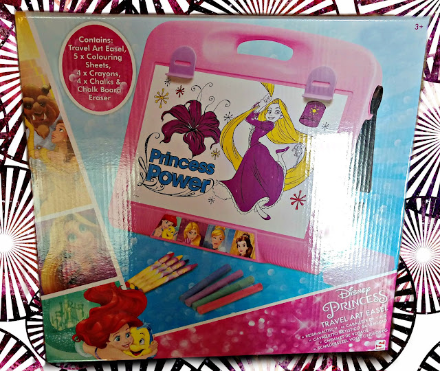 Disney Princess Travel Easel