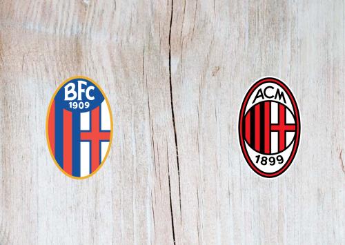Bologna vs Milan -Highlights 30 January 2021