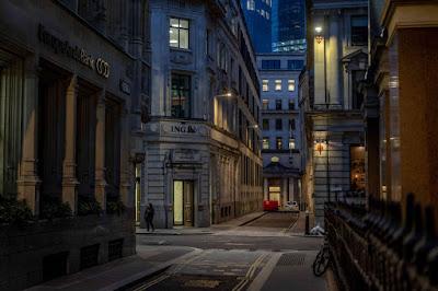 The Great Empty - Kota London yang sepi karena lockdown