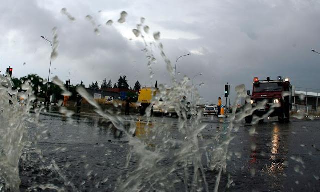 Θεσπρωτία: Ο δυνατότερος άνεμος πανελλαδικά κατά την κακοκαιρία στην Παραμυθιά Θεσπρωτίας