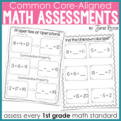 common-core-math-assessments-1st-grade