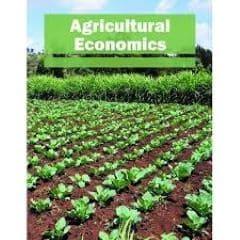 Definition Agricultural Economics