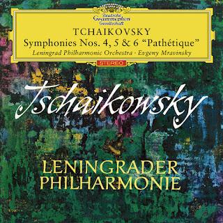 MP3 download Leningrad Philharmonic Orchestra & Jewgenij Mrawinskij - Tchaikovsky: Symphonies Nos. 4, 5 & 6