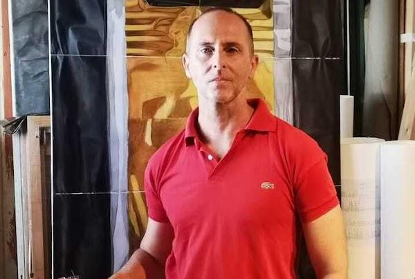 Antonio Casamitjana, cartelista de la Semana Santa 2021 en Huelva