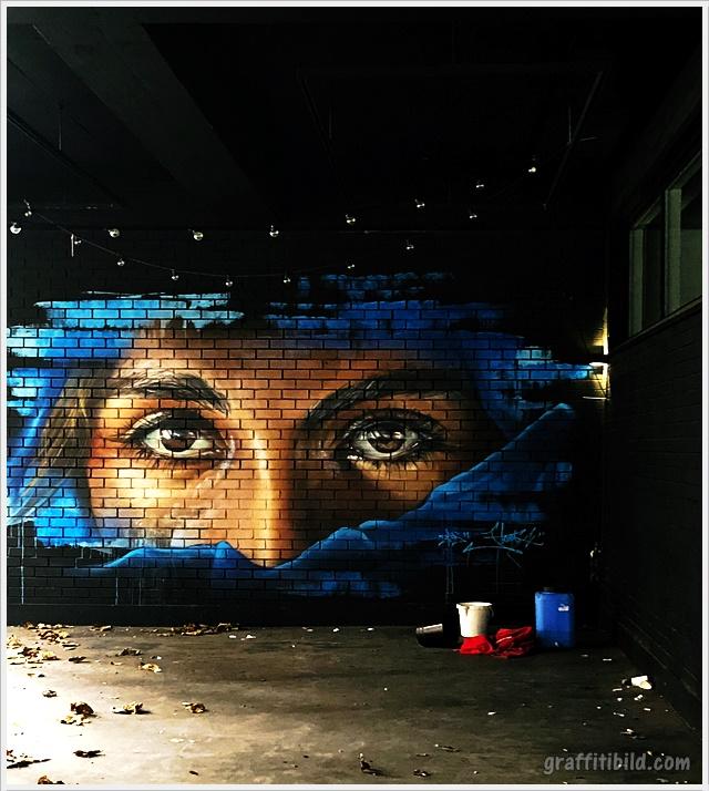 Melbourne Street Art, Graffiti, Tour, Guide, Photo