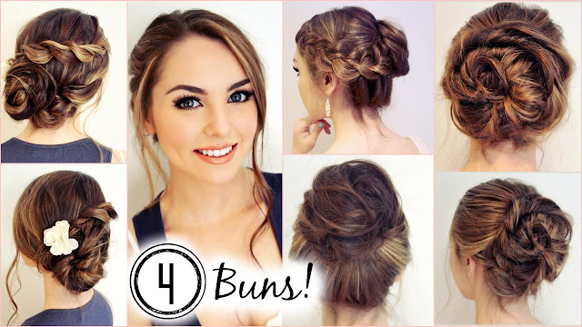 new-simple-messy-hairstyles-clutcher-for-girls-3