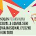 Panduan Festival dan Lomba Seni Siswa Nasional (FLS2N) Tahun 2018