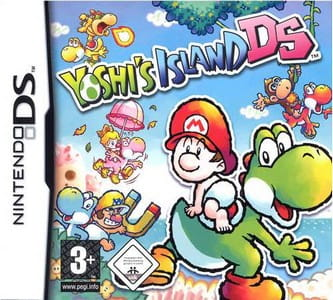 Rom Yoshi Island DS 3DS