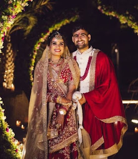 Kabaddi-Player-Rahul-chaudhari-marriage-photos