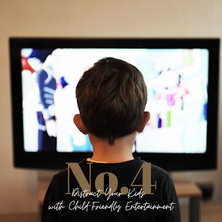 Distract Your Kids with Child-Friendly Entertainment