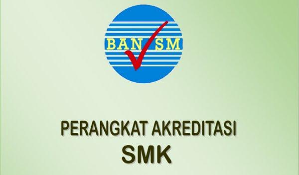 Download Perangkat Akreditasi SMK Tahun 2017